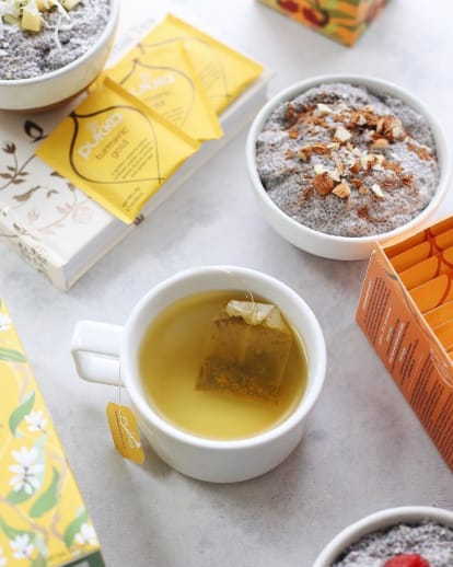 The Finest Natural Teas For Each Ailment, From Nervousness To Bloating To Irritation