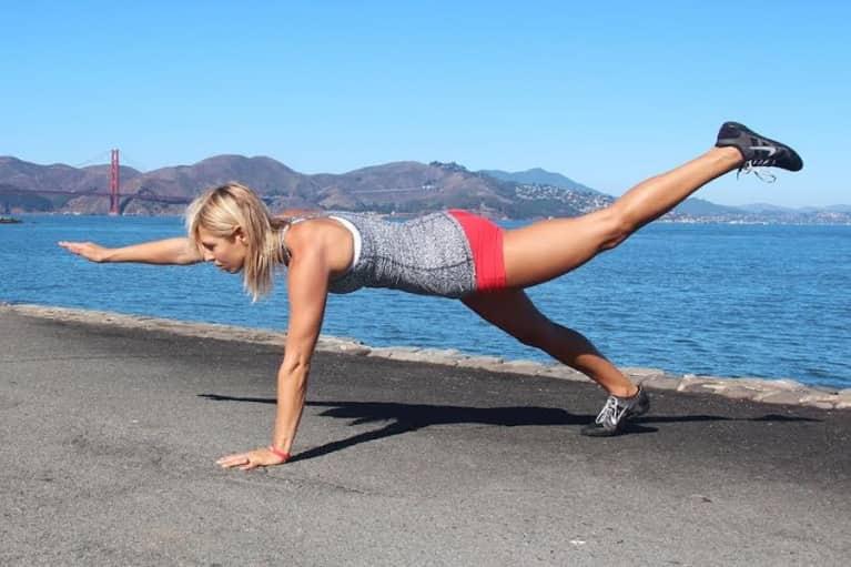Imbalanced plank
