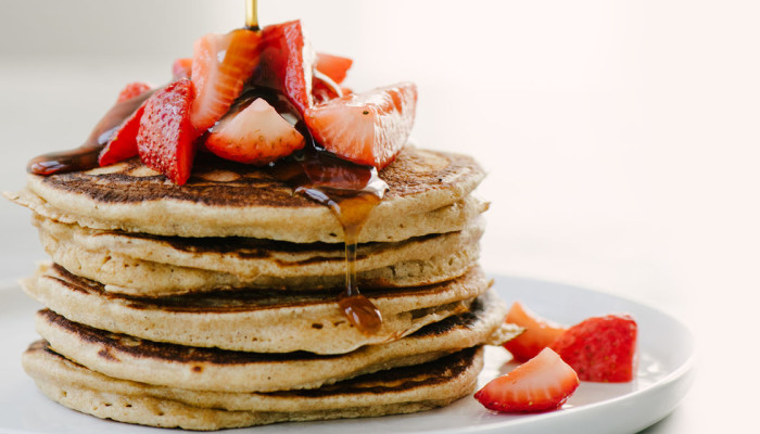 Sick Of Eggs? Try These Low-Carb Keto Pancakes For Breakfast
