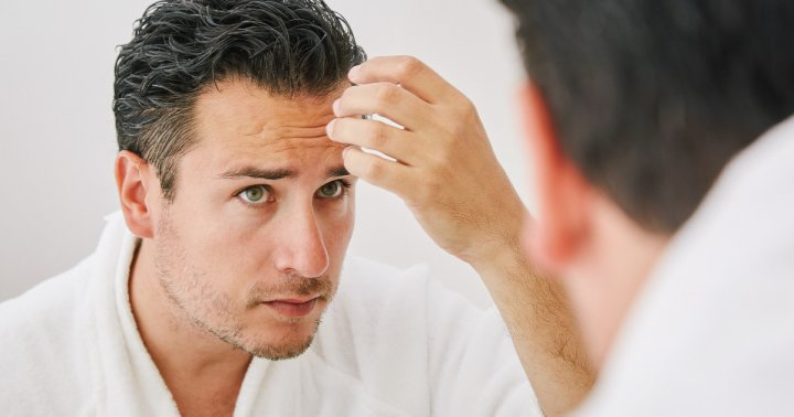 Is There A Man In Your House Who Needs A Haircut? Here's How To Do It