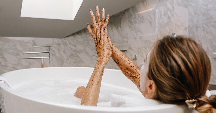 This DIY Body Scrub Takes Minutes To Make + 3 Ways To Spice It Up