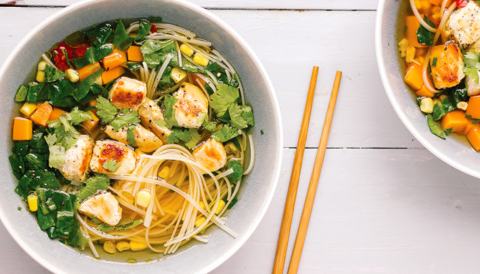 This Homemade Instant Noodle Bowl Is Easy To Make & Gut-Friendly