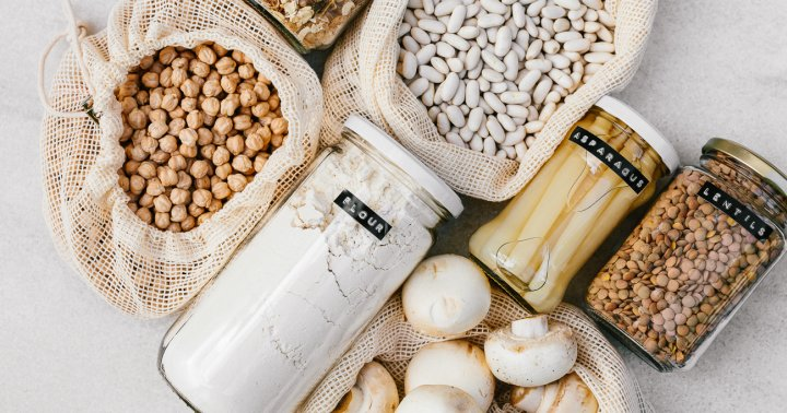 Cooking From Your Pantry? Here's How To Boost The Nutrition Of Anything You Make