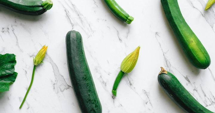 Tired Of Cauliflower Crust? Give This Grain-Free Zucchini Crust A Try