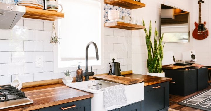 One Thing You Should Probably Be Cleaning More In Your Kitchen