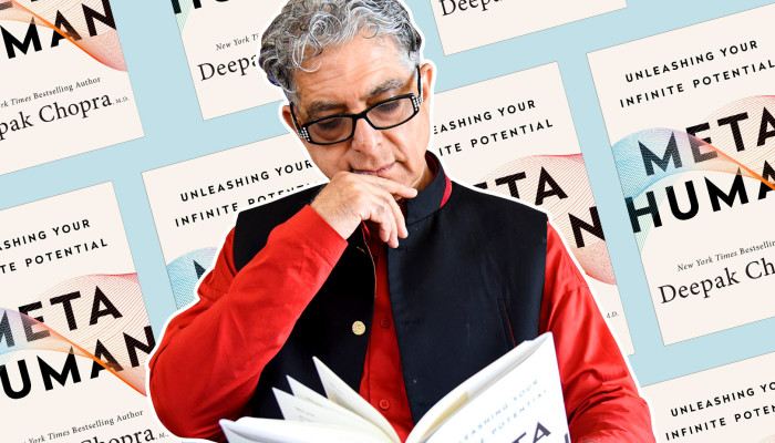 Ready To Unleash Your Full Potential? Deepak Chopra's New Book Is About To Show You How