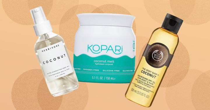 Your Dry Skin Awaits: 7 Coconut Oils For Skin & Allover Hydration