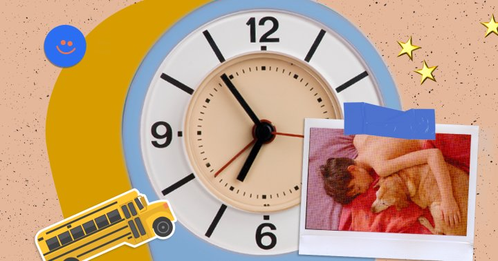It's Back to School! How To Establish A Successful Morning