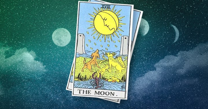 Meet The Moon: One Of Tarot's Most Mysterious & Elusive Cards