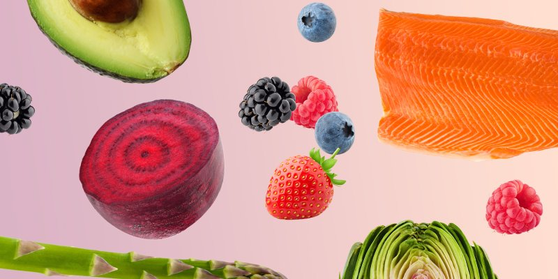 candida low fat and fruit diet