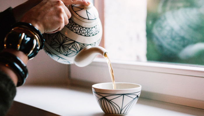 Meet The Blood-Sugar-Balancing Tea You've Never Heard Of
