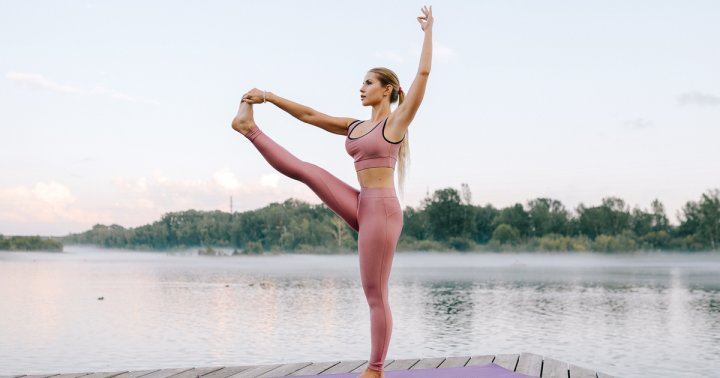Alleviate Lower Back Pain & Calm Your Nervous System With This Ancient Yoga Practice