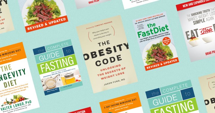 So, You Want To Try Intermittent Fasting? These 5 Books May Help
