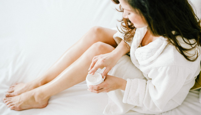I Always Had Dry Winter Skin—Until I Tried This All-Natural Lotion