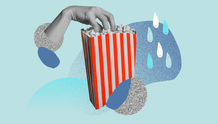 4 Reasons People Enjoy Movies That Make Them Cry, From A Psychologist