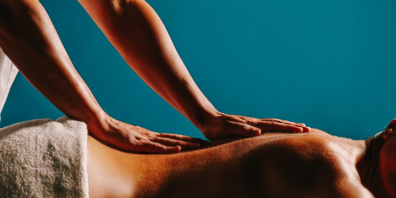 What is lingam massage