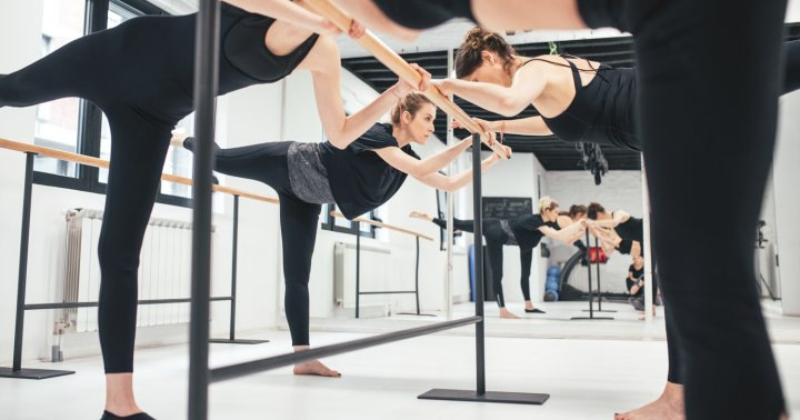 These 4 Barre Exercises Can Help You Avoid Injury & Improve Balance