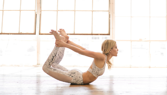 This Yoga Flow Will Balance Your Blood Sugar (Yes, Seriously)