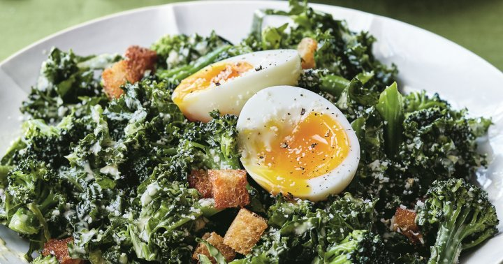 If You're Going To Make A Caesar Salad, Make It Ina Garten's Kale & Broccoli Version