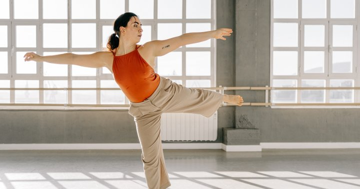 An Ultra-Satisfying Workout For Emotional Release You Can Do Right Now