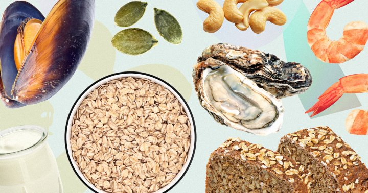 The Top 4 Zinc-Rich Foods This RD Swears By To Support Immune Strength
