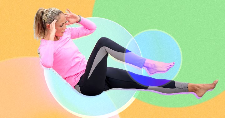 The Only 10-Minute Yoga Flow You Need To Strengthen Your Core
