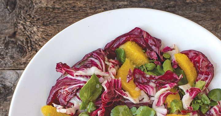 Leafy Greens Are Important—But Are You Eating Enough Leafy Reds? Try This Recipe