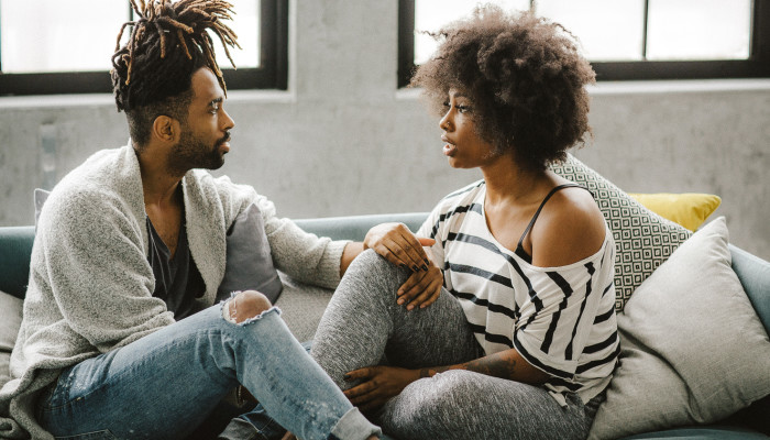 What To Do When You Don't Like Your Partner At The Moment