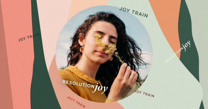 Why We're Pulling Joy Out Of A (Literal) Hat This Year & You Should Too
