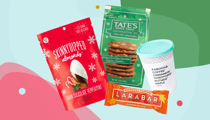 The Best Healthy, Holiday-Flavored Treats You Can Buy Right Now