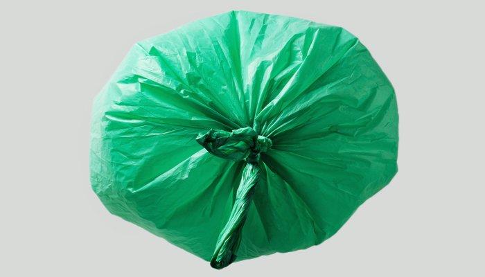 A Normal Trash Bag Takes 100s Of Years To Break Down: This Alternative Doesn't – Emma Loewe, mindbodygreen