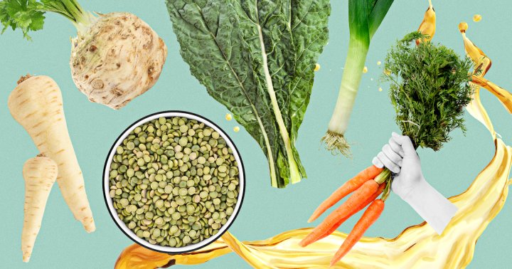 A Stomach-Soothing Lentil Soup This MD Relied On Through Chemo