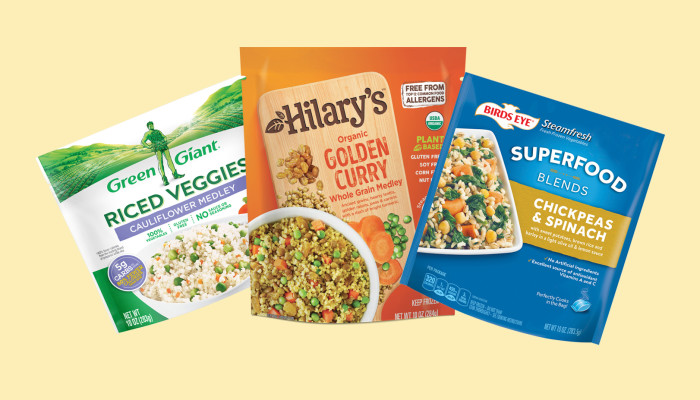 10 Best Healthy Frozen Sides You Can Buy In 2019