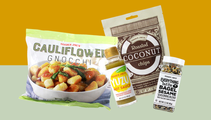 The 14 Healthiest Things You Can Buy At Trader Joe's