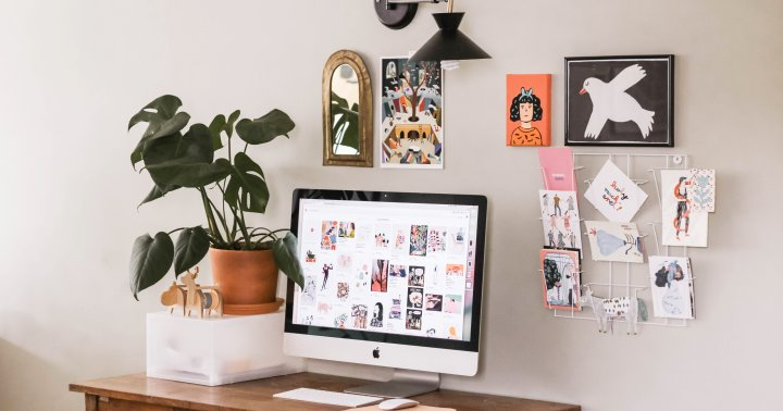 5 Tips For Arranging Your Home Workspace, According To Feng Shui