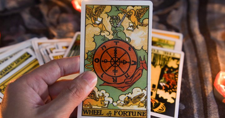 Pulling This Tarot Card Is A Sure Sign Your Life Is About To Change