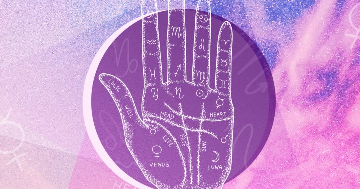"""What Your Palm's """"Heart Line"""" Can Tell You About Your Love Life"""