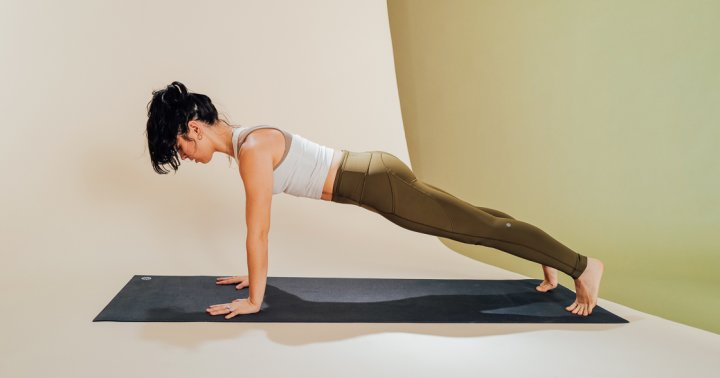 mbg moves with Helen Phelan: Proud Posture Routine
