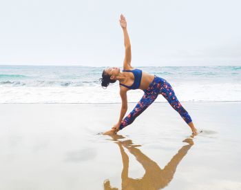 Want To Open Up Your Shoulders & Heart? Try This Yoga Flow