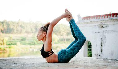 yoga poses  mindbodygreen