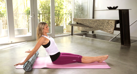 Foam Rolling Exercises To Relieve Neck & Back Pain, Increase Flexibility & Restore Total Body Health - mindbodygreen