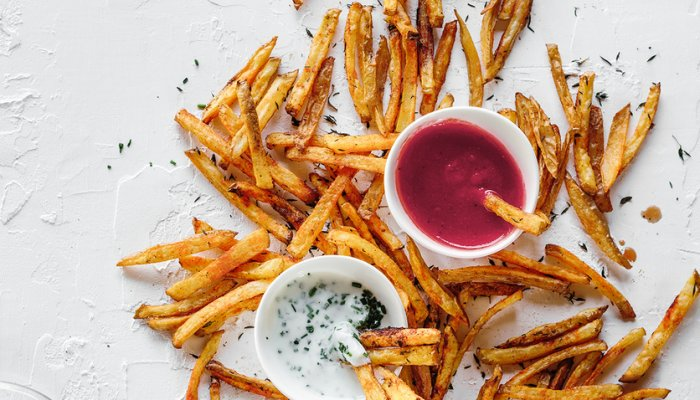 This Refined-Sugar-Free Bright-Pink Beet Ketchup Will Make You Never Want To Buy Store-Bought Again