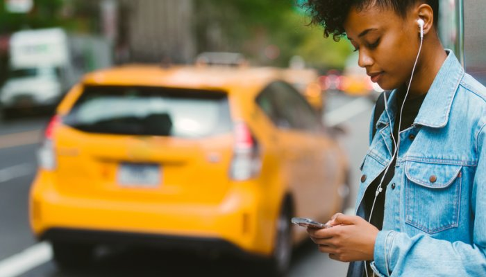 Lyft's Latest Decision Means You Can Feel A Little Less Guilty About Taking A Cab