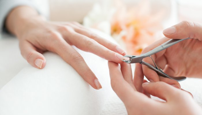 The One Mistake Youre Probably Making When Cutting Your Nails From A Nail Tech