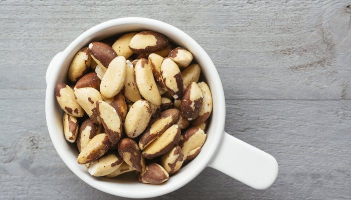 I'm An Endocrinologist — Here's Why You Should Eat 2 Brazil Nuts Per Day – Olivia Giacomo, mindbodygreen