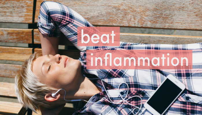 7 Ways To Reduce Chronic Inflammation That Have Nothing To Do With Diet