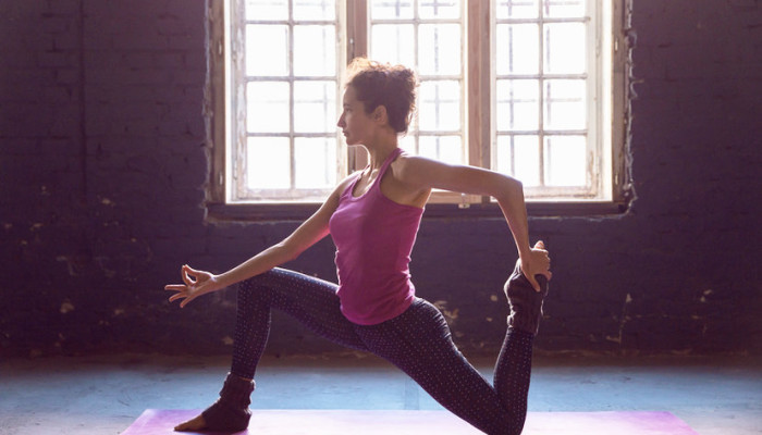 4 Yoga Poses To Stretch Your Hip Flexors