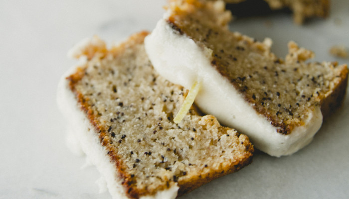 Zesty Lemon Poppy Seed Bread You'll Never Believe Is Paleo, Vegan & Gluten-Free