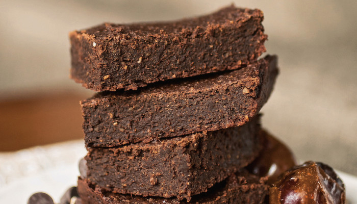 Chewy Chocolate Brownie You Can Definitely Eat For Breakfast