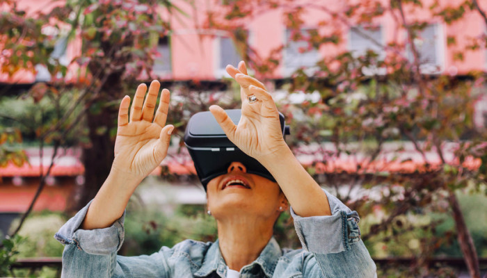 How Virtual Reality Could Pave The Way To A More Sustainable Future